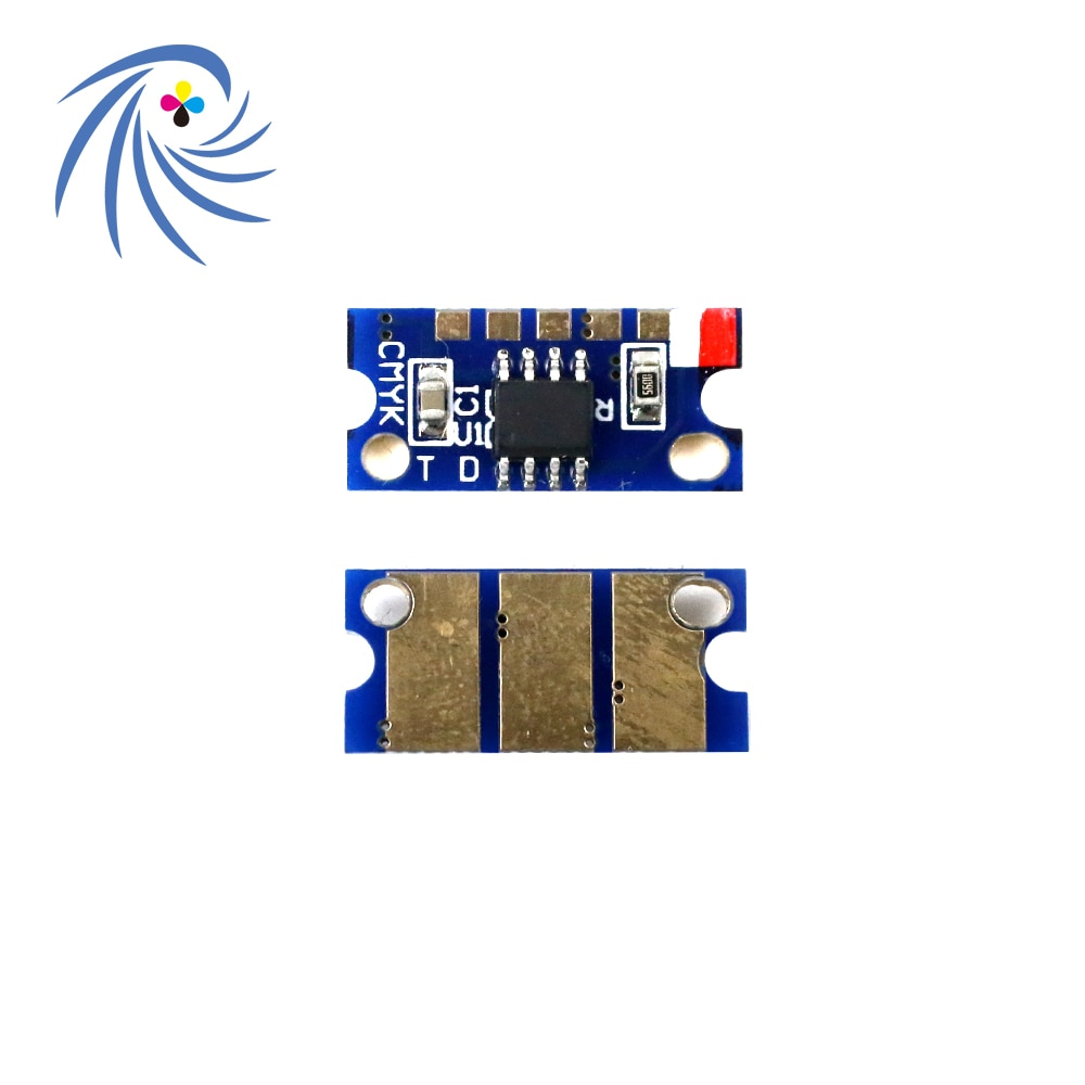 ¡Envío Gratis! 10 piezas IU211M/IU212M/IU313M tambor chip para Minolta BIZHUB C200/C203/C253/C353/ desarrollar Unidad de imagen ineo + 200