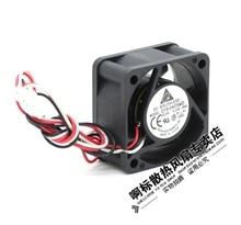 Livraison gratuite Delta EFB0405MD-R00 4020 4 cm 40mm DC 5 V 0.24A 3 broches serveur onduleur vitesse ordinateur cpu ventilateur axial ventilateurs de refroidissement