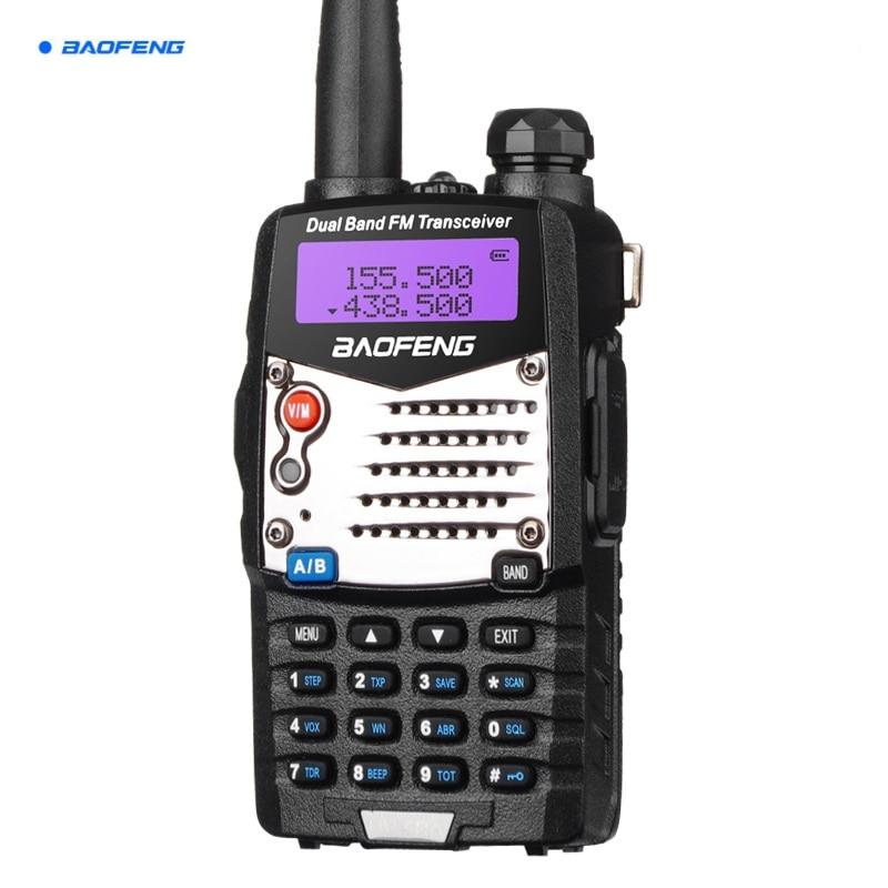 Baofeng-جهاز اتصال لاسلكي بالأشعة فوق البنفسجية 5RA ، ماسح ضوئي للشرطة ، جهاز اتصال لاسلكي ثنائي الاتجاه Vhf Uhf ، لـ Baofeng ham raido boafeng UV 5r