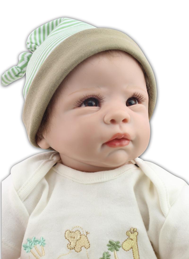 Bébé poupée reborn jouets 55 CM silicone reborn bébés bonecas enfants jouets cadeau danniversaire