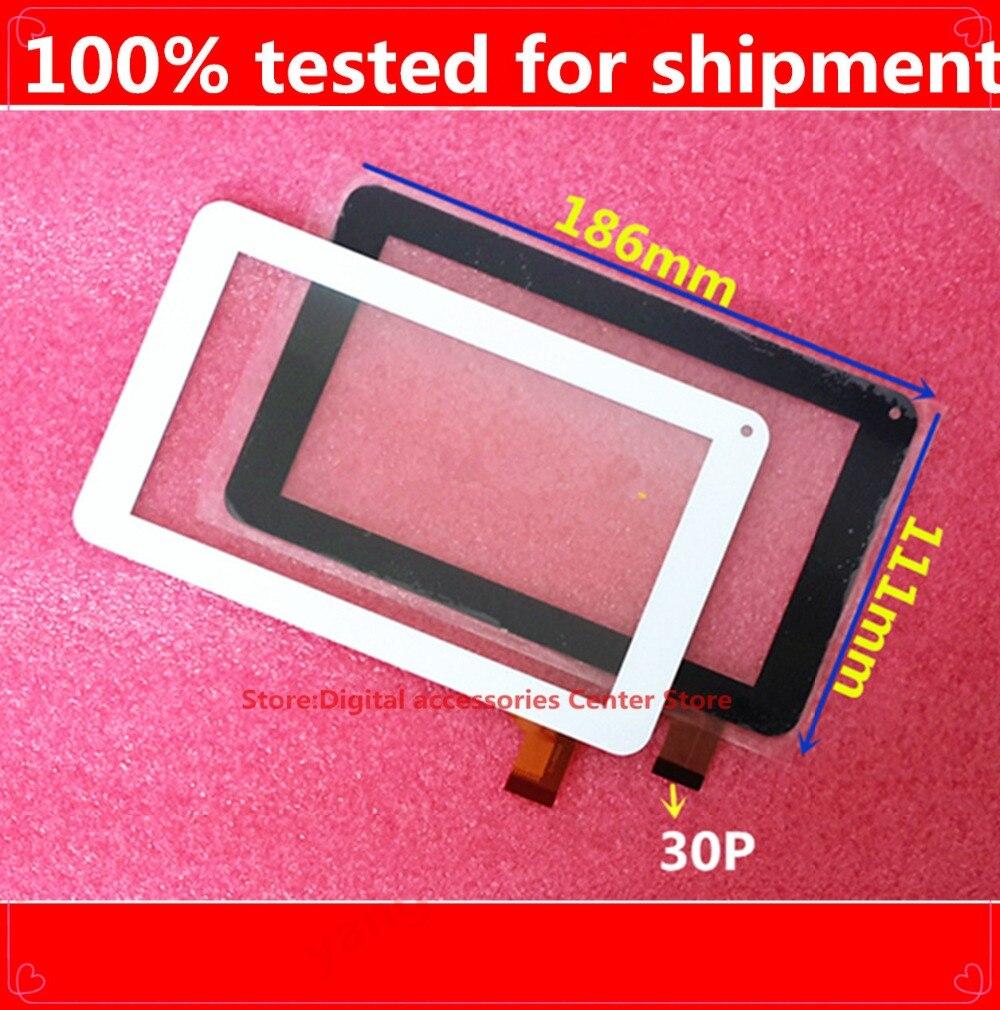Nova tela de escrita JQ7040FP-02/LLT-P26833B da tela de toque do pc da tabuleta de 7 polegadas