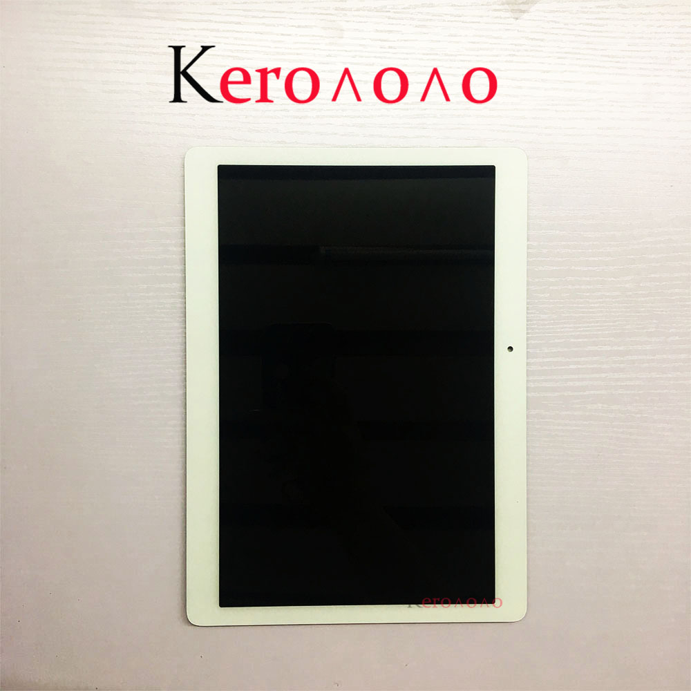 "Para 10,1 ""Huawei DTAB D-01H 10,1 pulgadas tableta pantalla matriz módulo + pantalla táctil Panel digitalizador ensamblaje"