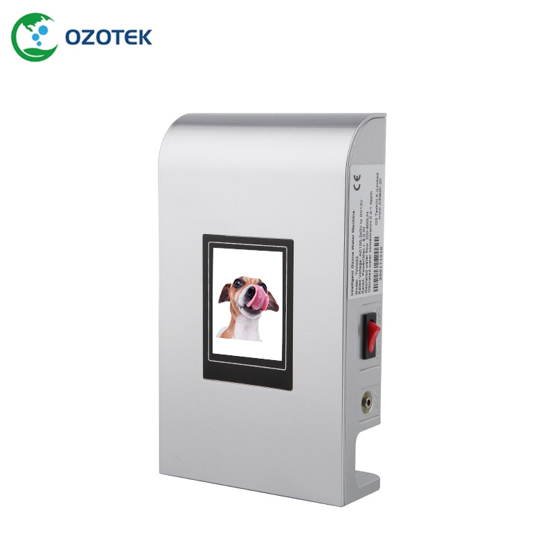 Grifo de agua generador de ozono en tratamiento de agua DC12V 100-250 V