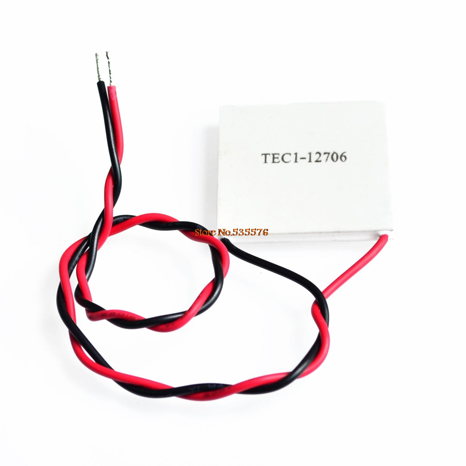 TEC1-12706 tec termoelétrico refrigerador peltier (tec1 12706)