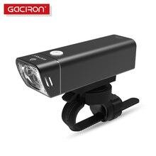 Gaciron V9F-600 Fahrrad Scheinwerfer USB Lade Interne Batterie XGP3 LED Tageslicht Ton Radfahren Beleuchtung Taschenlampe Laterne