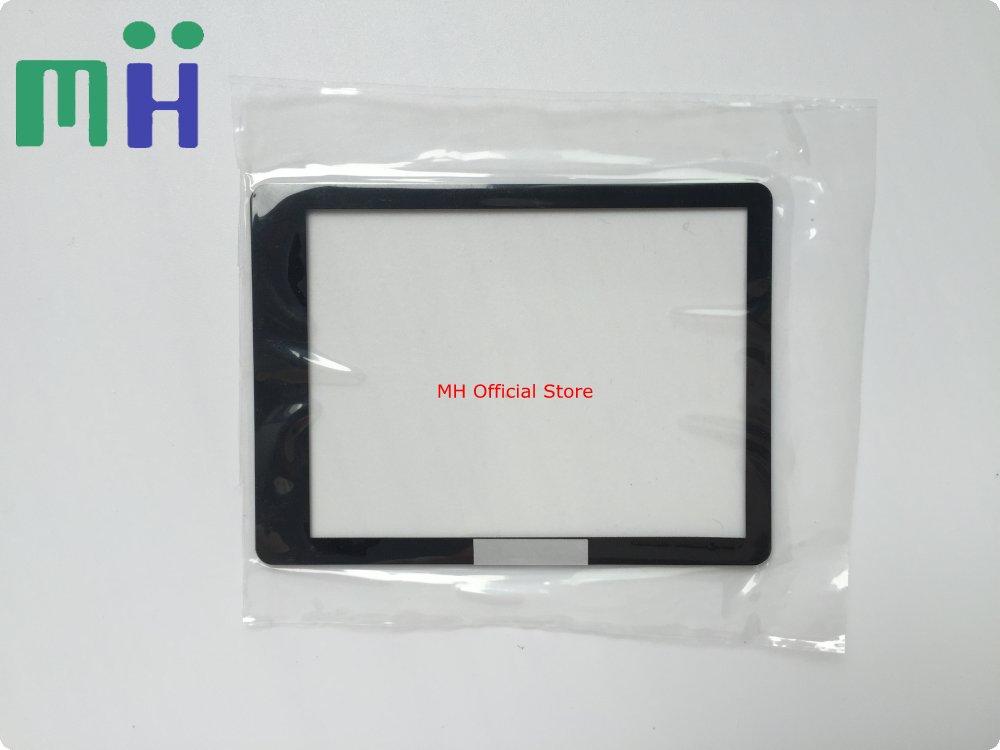 Copia nueva pantalla LCD pantalla proteger de vidrio para Nikon L810 L120 L320 L330 L340 Cámara reparación parte unidad
