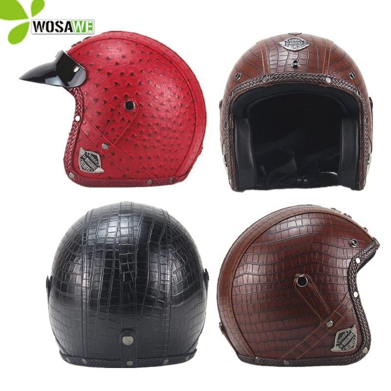 Cascos de bicicleta de cuero PU removibles forro interior gorras de seguridad 56-64 cm tamaño de la cabeza deportes al aire libre Snowboard ciclismo sombreros