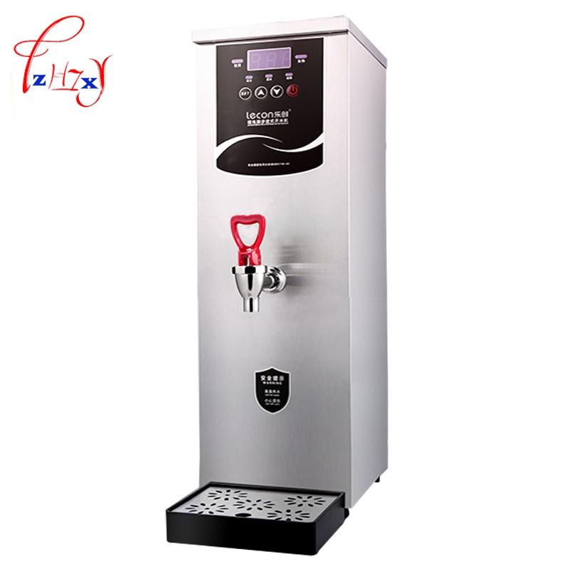 Calentador de agua automático 10L calentador de agua caliente eléctrico caldera de espuma de leche máquina de tanque de agua potable máquina de agua KW-8S 1 ud.