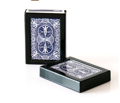 Envío gratis 10 unids caja de tarjetas Vanish caso desaparecen trucos de magia magia