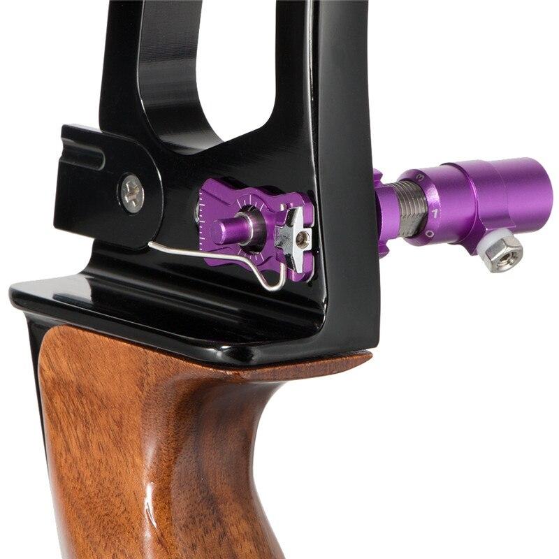 Toparchery из магниевого сплава, подушка для отдыха со стрелками, поршневой винт, регулируемый для изогнутого лука, охоты, спортивной стрельбы