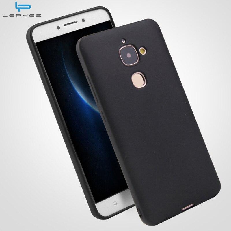 מקרה עבור LETV LeEco Le 2X527 S3 X626 X622 Le מקסימום 2X820 מגניב 1 Le פרו 3X720 מלא כיסוי רך מט סיליקון TPU טלפון כיסוי x526
