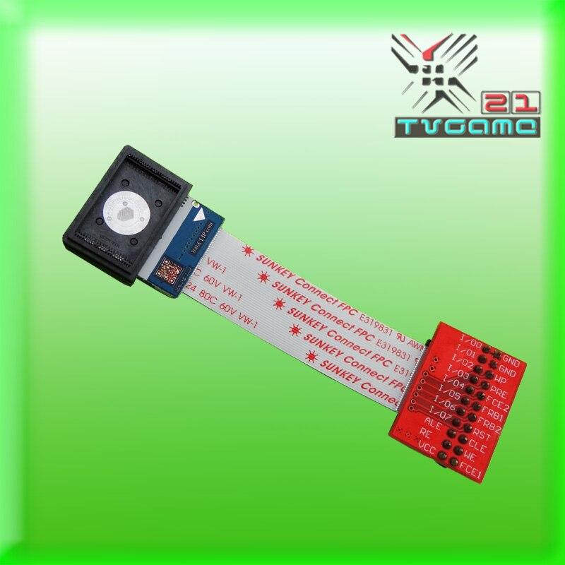 فلاشة TSOP NAND بمشبك 360 بوصة 32pin لموديل ps3 أصلي