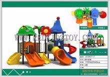 Exporté vers la bolivie en acier galvanisé antirouille enfants école aire de jeux CE certifié 160427b