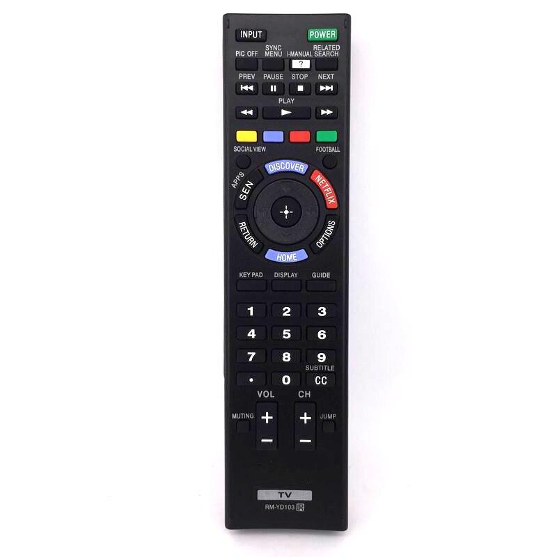 Новый универсальный RM-YD103 пульт дистанционного управления для Sony RM-YD103 RM-YD065 ЖК-телевизор
