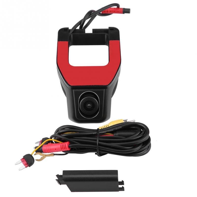 170 grados gran angular WiFi Full HD 1080P Car grabador de vídeo DVR Dash Cámara conducción grabadoras g-sensor visión nocturna Accesorios