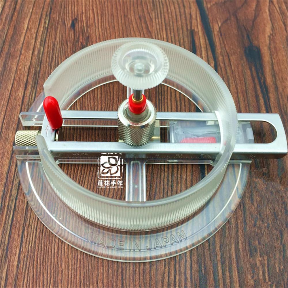 NTC-1500P cortador circular japonés nueva herramienta de costura esencial de cuchillo de alta calidad