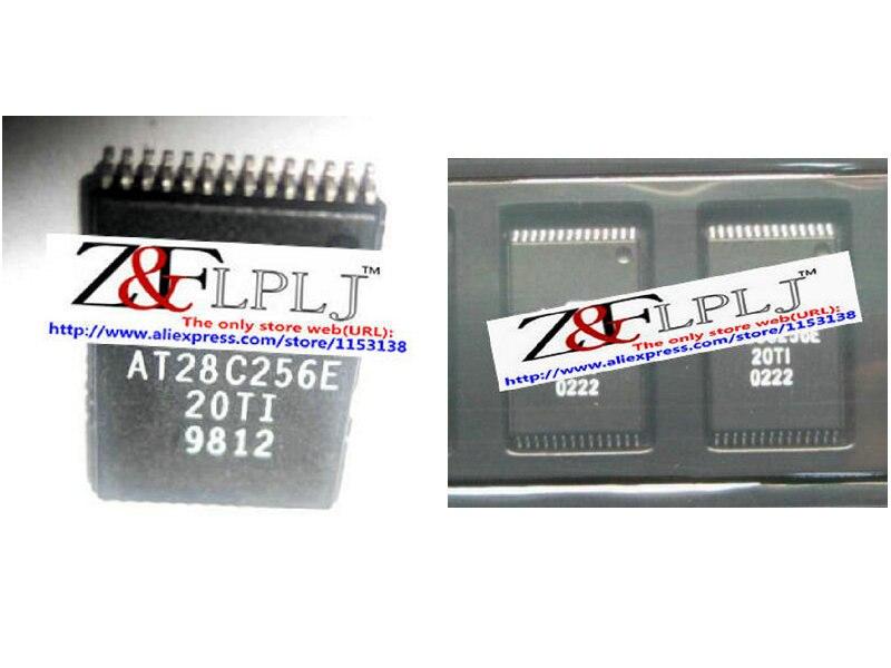 AT28C256E-20TI AT28C256E 20TI AT28C256E-20 original novo 10 pçs/lote