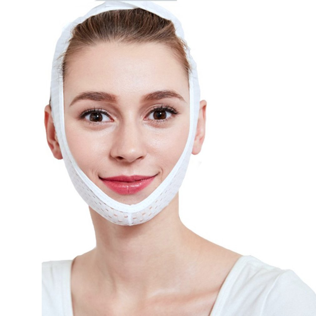 Fashion Thin Face Anti-Sagging Sleep Bandage Belt Bound Thin Face Belt Chin Lift
