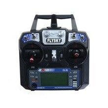 FS-i6 Flysky AFHDS 2A 2.4 GHz 6CH émetteur Radio et récepteur de FS-iA6 pour hélicoptère RC avion Multirotor quadrirotor