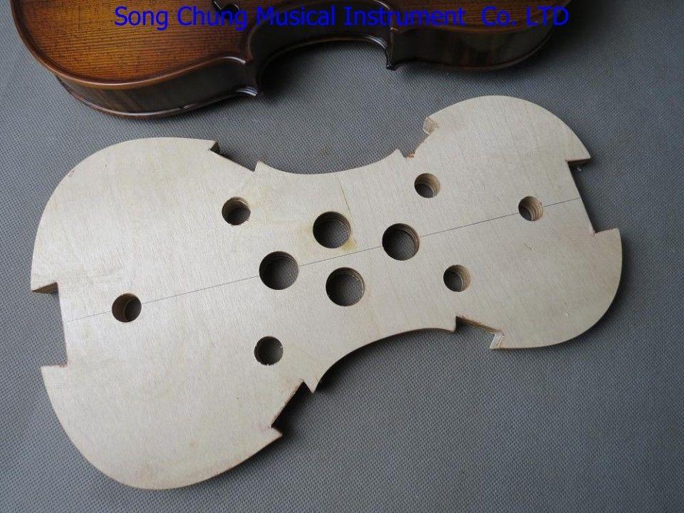 1 2 3 4 4 4 violin bridge mold repair template tool for viola violin accessories violin make tool,Strad style 4/4 violin Mold wooden