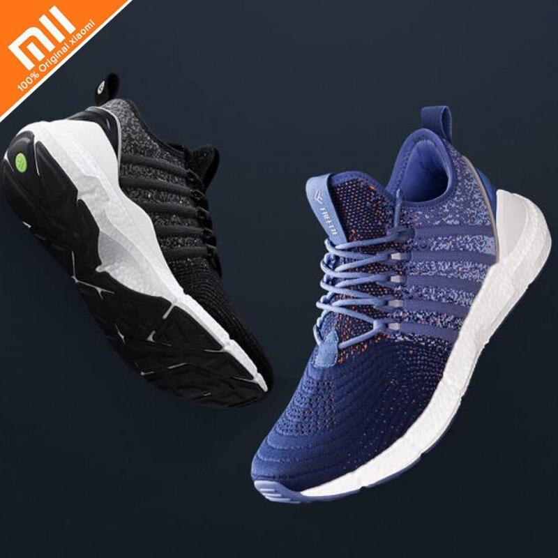 Xiaomi Mijia YouPin FREETIE-حذاء جري أنيق للرجال ، مسامي ، ممتص للصدمات
