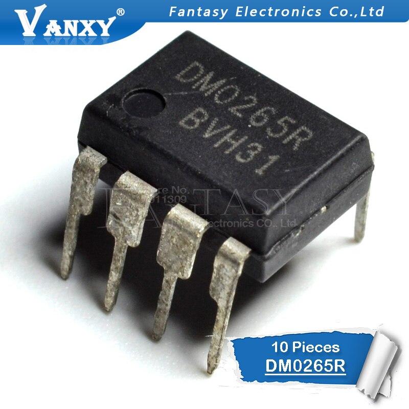 10PCS DM0265R DIP8 DM0265 DIP DIP-8 0265R