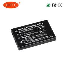 1200mAh NP-60 FNP60 SLB 1137 1037 CNP-30 K5000 D-Li2 Li-20B Batterie für Fujifilm F50I F501 F401 F402 ZOOM F410 f60 NP60