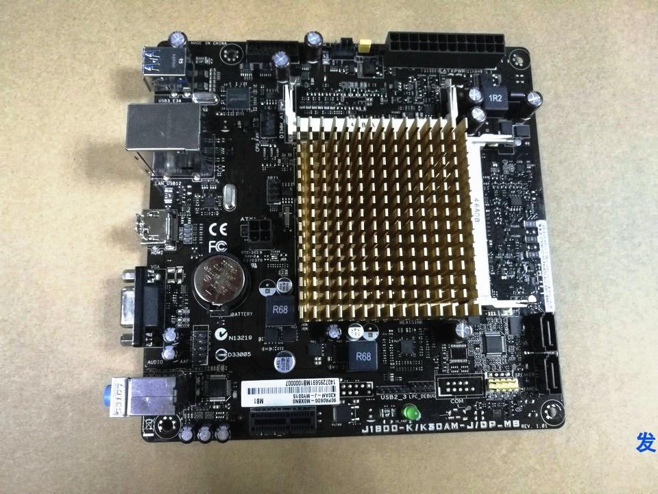 J1800-K/K30AM-J/DP_MB carte mère K30AM-J1852A1 ITX