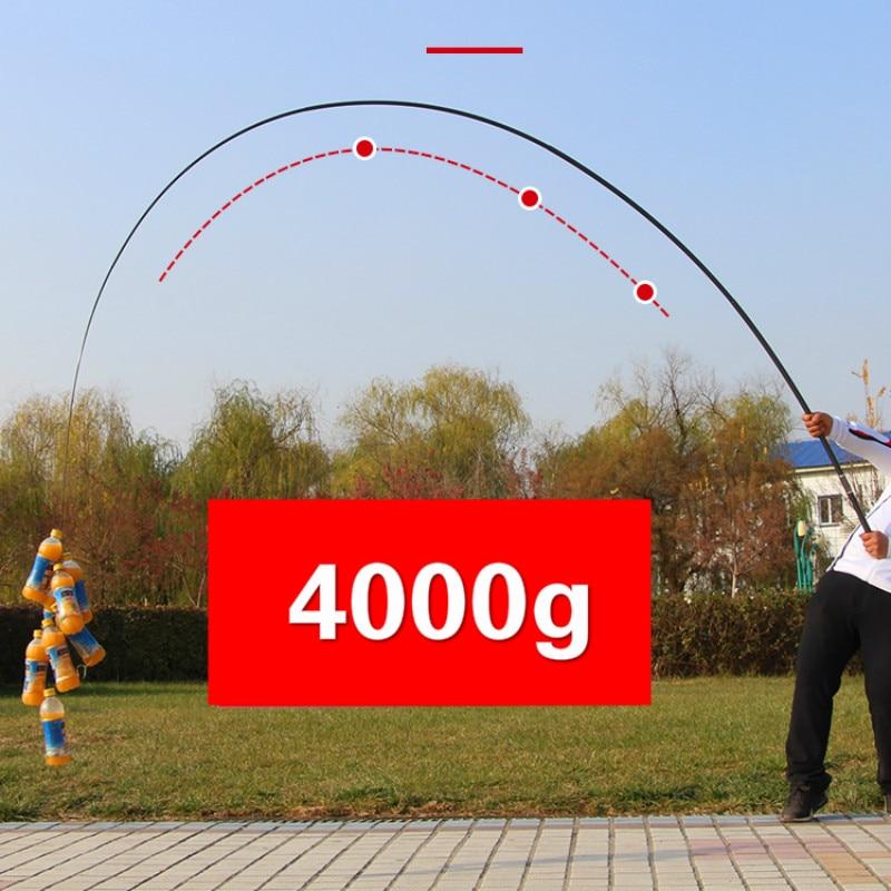 2.7m -7.2m Carp Fishing Rod Ultra Light 10H Super Hard 19 Tone Taiwan Fishing pole Competition Fishing Olta Canne Fishing Tackle enlarge