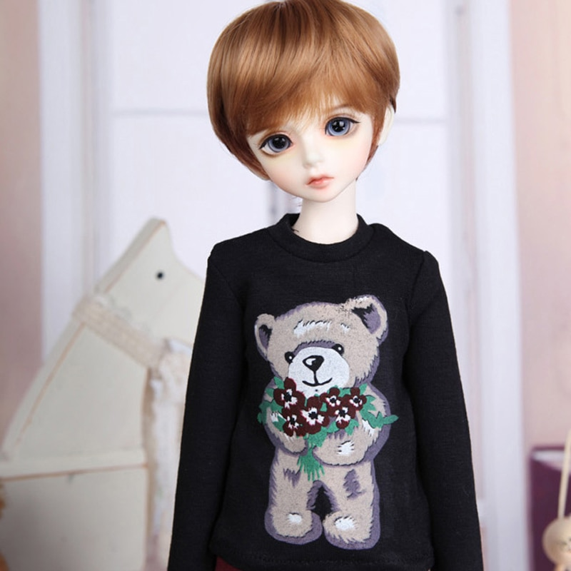 New Arrival 1/4 BJD Boy Doll BJD/SD BORY Doll For Children Birthday Gift Include Eyes