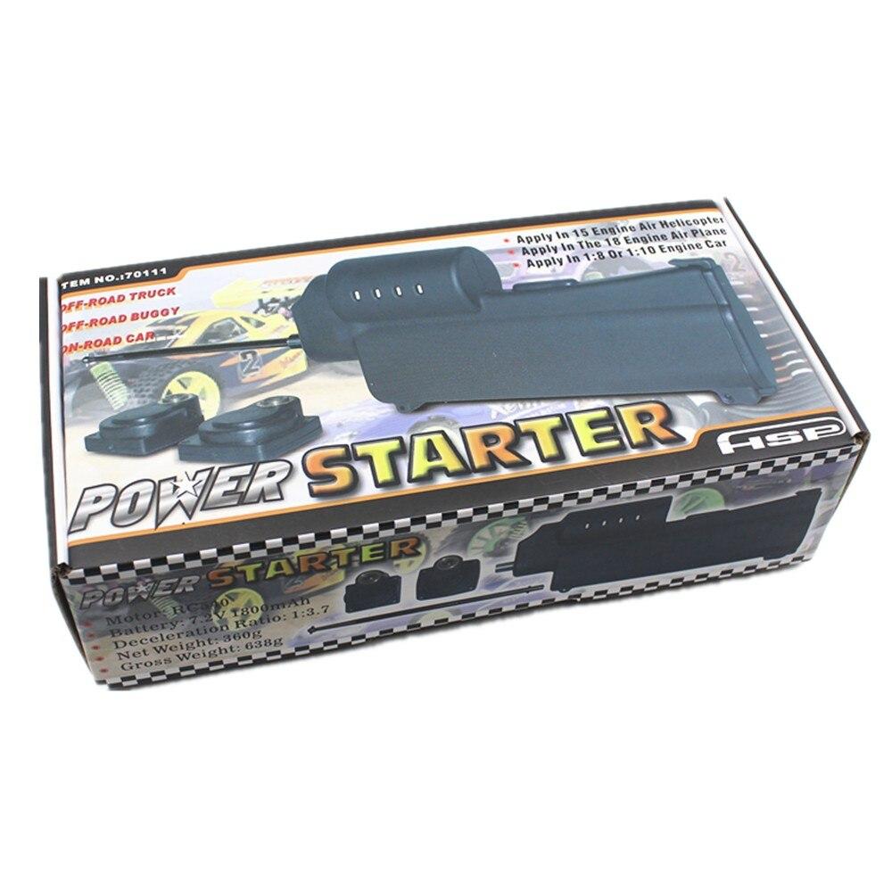 Placa de soporte de taladro de motor de potencia de arranque manual HSP 70111-11012 para motor Sh 28 HSP 30 Nitro que incluye batería y cargador