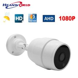 AHD Camera 1080P Outdoor 2MP Surveillance CCTV Camera Waterproof Full HD Video IR Night Vision Cam Hot Sale High-quality
