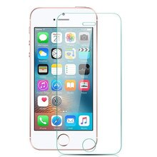 For Apple iPhone 4S 5S SE 6 6S 7Plus 8 Premium Tempered Glass Screen Protector Film Explosion-proof