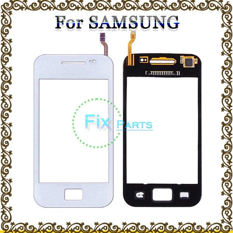 Panel frontal para Samsung Galaxy Ace S5830 S5830i S 5830 GT-S5830, Sensor de pantalla táctil, pantalla LCD, digitalizador, reparación de vidrio exterior TP