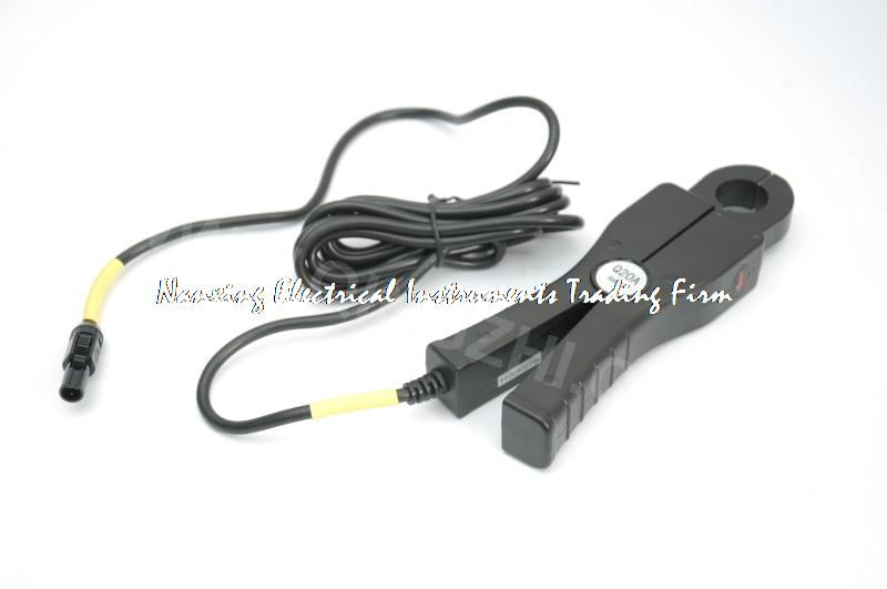 Solo Qing zhi 8910C Analizador de calidad de Potencia pinza de corriente 1000A 1 Uds
