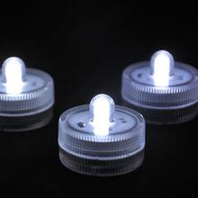 120 pz/lotto Offerta Diretta Della Fabbrica Multi-Color Sommergibile Centro di Nozze Luce Mini LED Per Artigianato