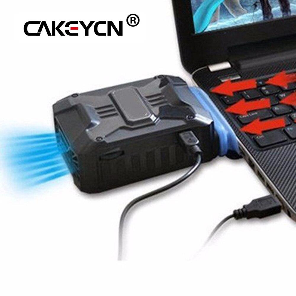 Mini ventilador enfriador de vacío USB para ordenador portátil, extractor de aire, ventilador enfriador de CPU para ordenador portátil
