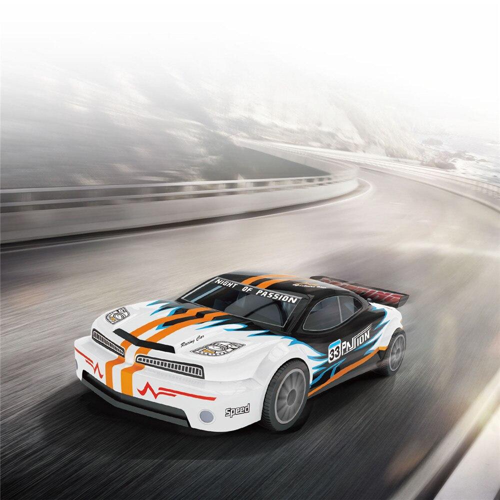 Zt modelo ac00603 1/18 2.4g 4wd 35 km/h 300m controle futuro estrela s deriva rc carro elétrico em estrada veículo rtr