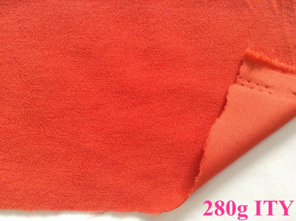 280GSM ITY (hilo entretejido) tejido de punto, 33 colores disponibles, LT-A734