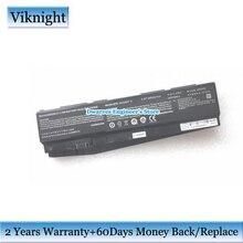 Dorigine N850BAT-6 Batterie pour Clevo N850HC N850HJ N870HJ1 N870HK1 N850BAT-6 6-87-N850ES-6E7 10.8V 4200mAh 47Wh
