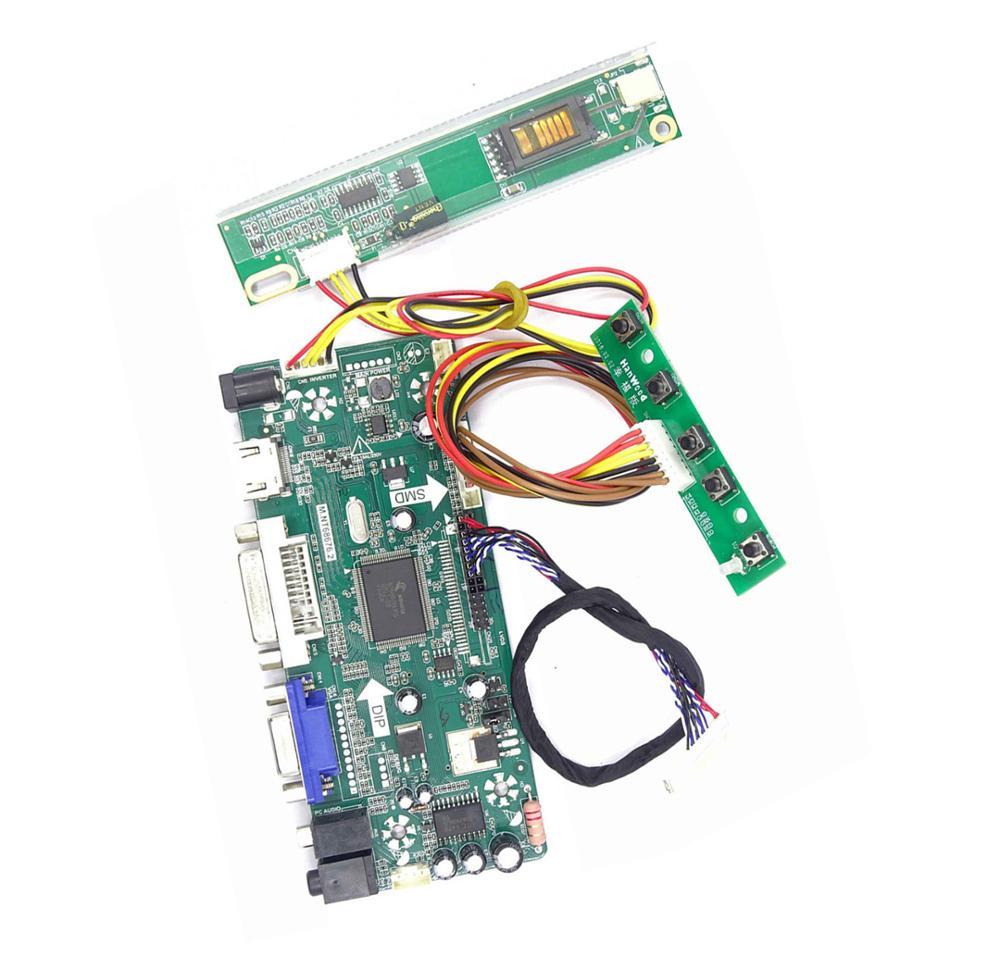 ل LTN154X3-L01/LTN154X3-L03/L04 1280X800 لوحة شاشة عرض LCD LED HDMI متوافق DVI VGA تحكم مجلس عدة 30pin