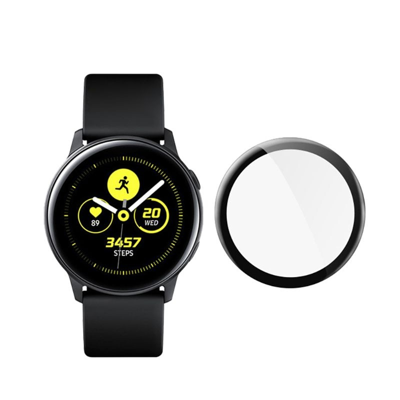Protector de pantalla de vidrio templado 3D, para Samsung Galaxy Watch s4...