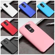 "HOT sale arrival premium matte Phone cases for LG G2 Mini D620 D410 4.7"" Premium Matte Quicksand Hard cover with 1X screen film"