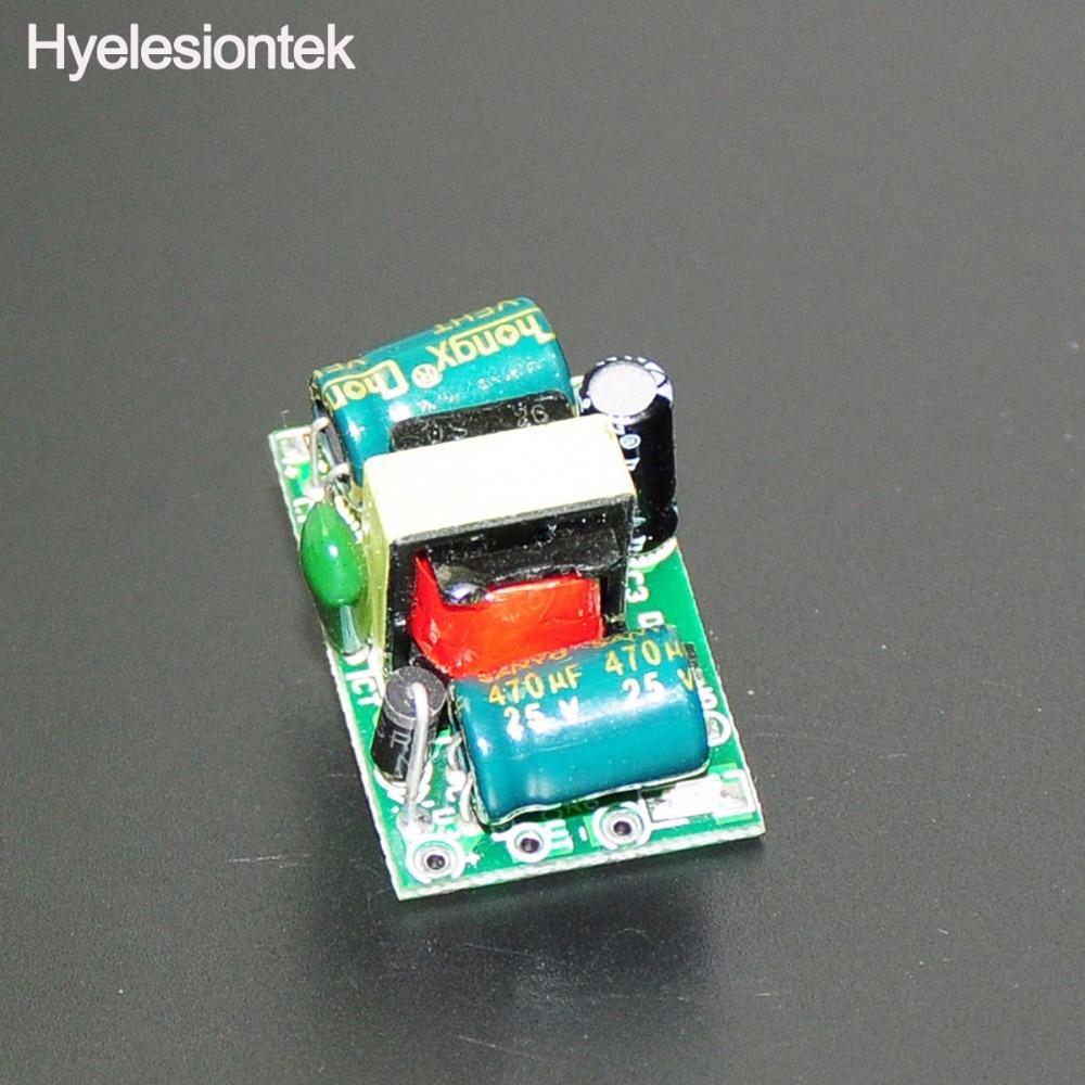 AC-DC понижающий преобразователь 12V 400MA 4,5 W для Arduino AC 220v до 12V DC прецизионный понижающий трансформатор Импульсный блок питания