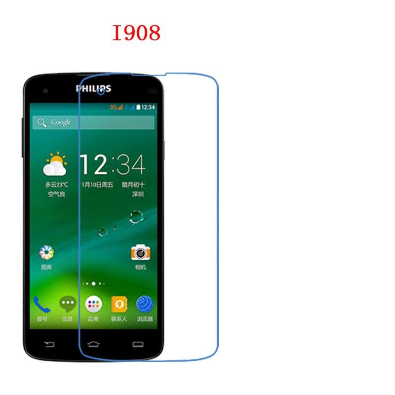 (3-Pack) 9 H vidro protetor de tela Para Philips I908 flexível, I928, S388, t3500/W3508, W930/t93, W6500