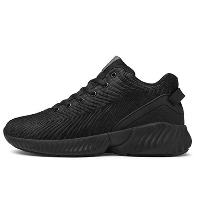 JBL new sports shoes men's non-slip lightweight wear-resistant soft bottom platform shoes running shoes men plus velvet warm