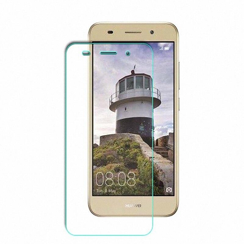 De cristal templado de cine Protector de pantalla para Huawei Y3 2018 CAG-L02 CAG-L03 CAG-L22 CAG-L23 CAG-LX3 Protector de vidrio