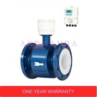 Electromagnetic Flowmeter Split Type High precision ANSI DIN Flange connection DN10mm-DN2000mm Liquid flow meter