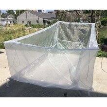 Cage de clôture délevage de filet de poisson Non toxique pour empêcher les glissements de terrain YS-BUY de crevettes déleveur