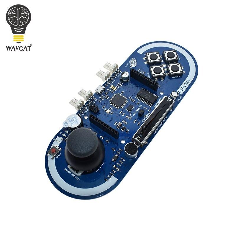 Atmega32u4 Esplora игровой модуль джойстика дл